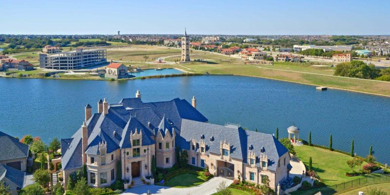 High End Residential Real Estate Aerial Photography