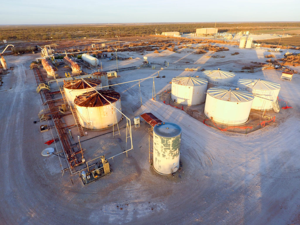 Oil & Gas Aerial Inspections & Mapping |