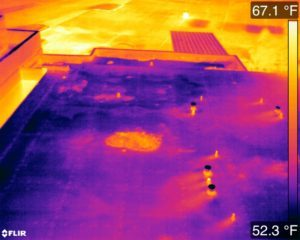 scheduling my thermal roof inspection in dallas