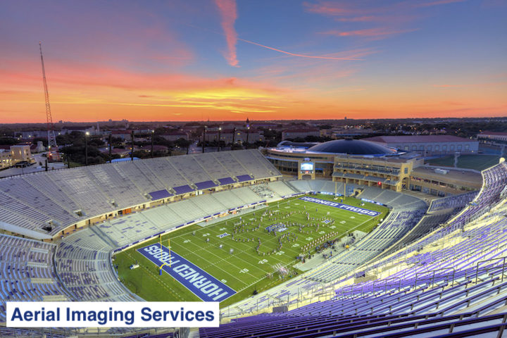 need aerial photograpy images for marketing my dallas business